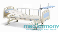 Manual Two-crank Hospital Bed