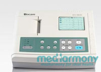 Digital Three-Channel ECG Machine