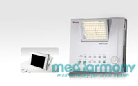 Digital Twelve-Channel ECG Machin