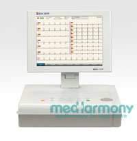 Digital Fifteen-Channel ECG Machine